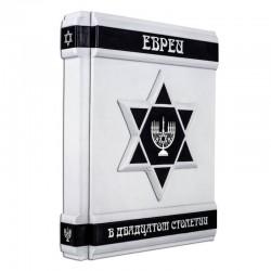 Книга Евреи в 20 столетии - Мартин Гилберт - В кожаном переплете