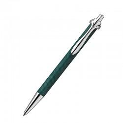 Подарочная шариковая ручка City - аквамарин