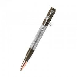 Серебряная ручка Винтовка Мосина