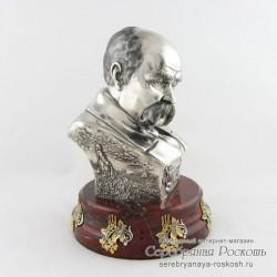 Бюст Тараса Шевченко