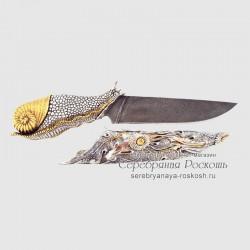 Эксклюзивный нож Улитка (без упаковки)