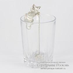 Серебряный ионизатор воды Котик