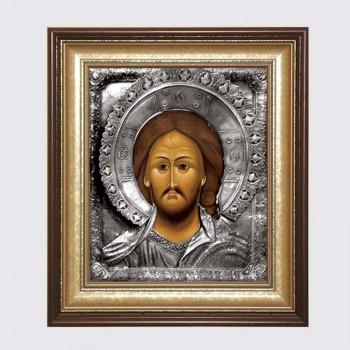 Икона Спас Оплечный