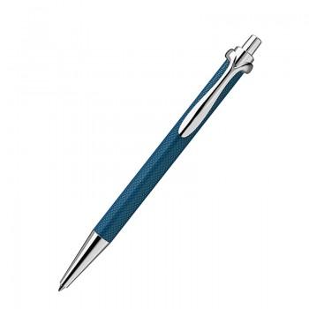 Подарочная шариковая ручка City - синяя
