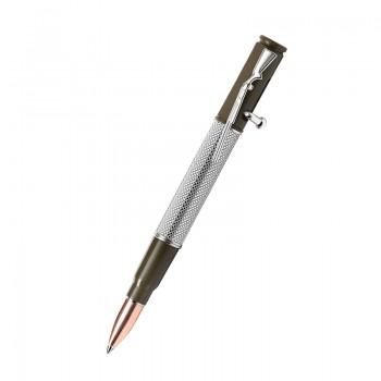 Серебряная ручка Охотничье Ружье