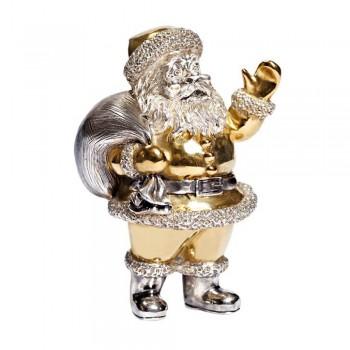 Статуэтка Дед Мороз с мешком