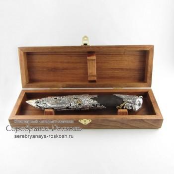 Охотничий нож Шаман