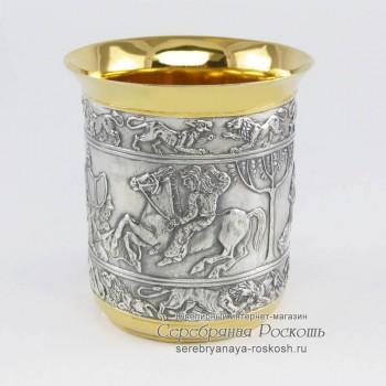 Стакан из серебра Скифский