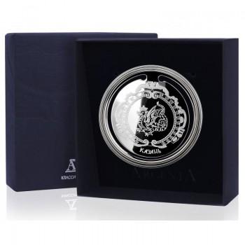 Серебряная закладка для книг Казань