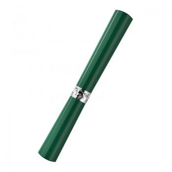 Женская шариковая ручка Lips - зеленая
