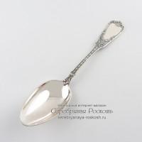 Десертная ложка из серебра Вена