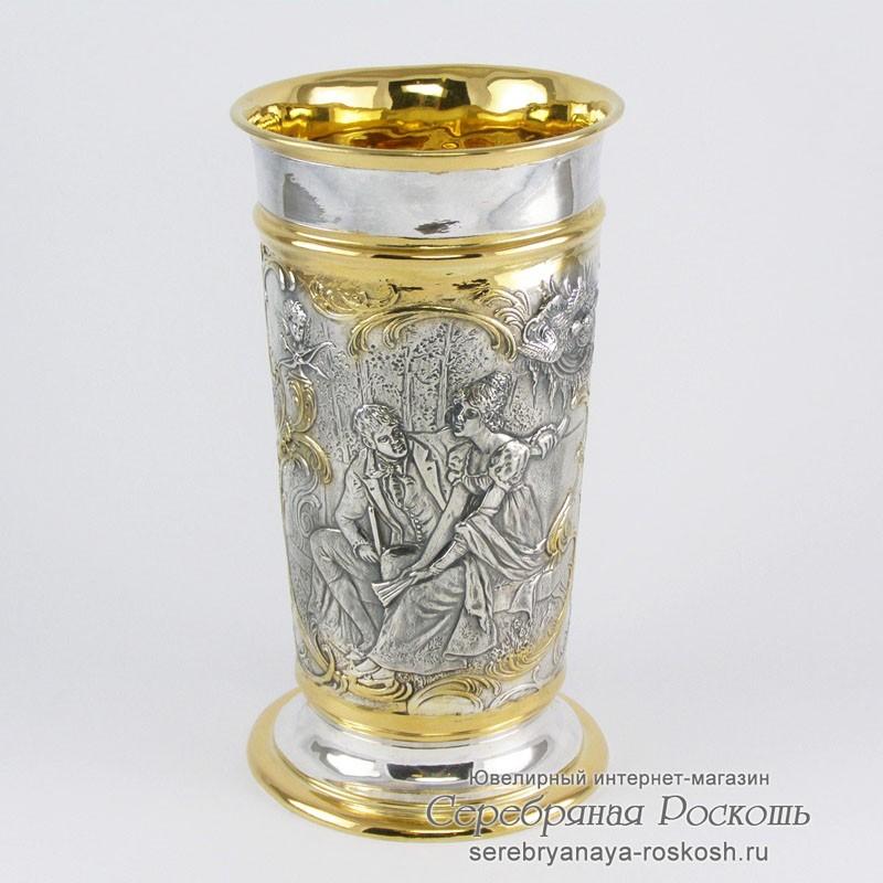 Серебряный кубок Свидание
