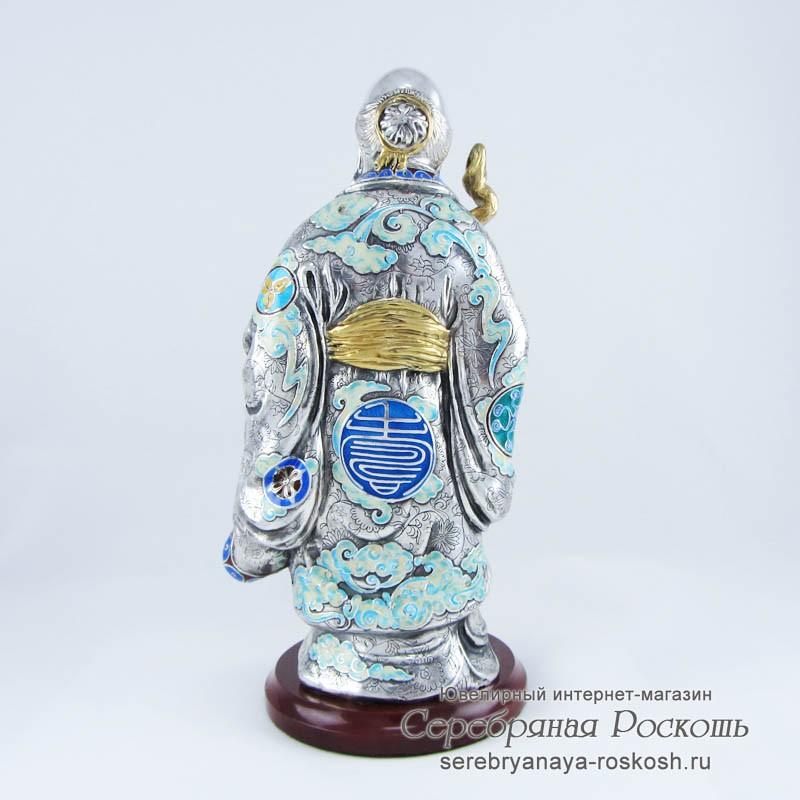Статуэтка - Китайский бог долголетия Шоусин