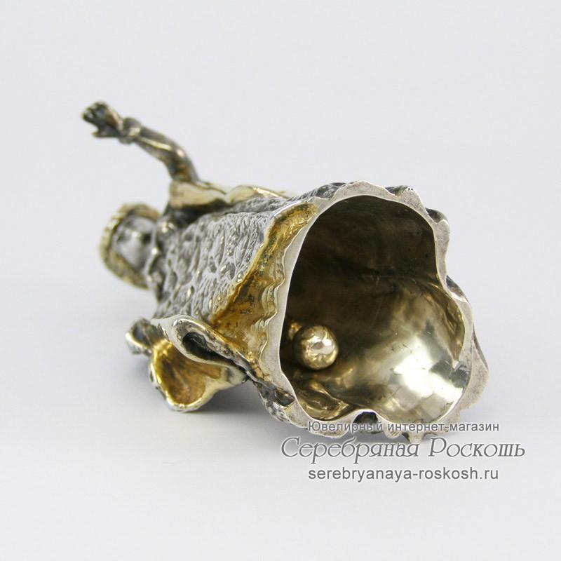 Колокольчик из серебра Принцесса
