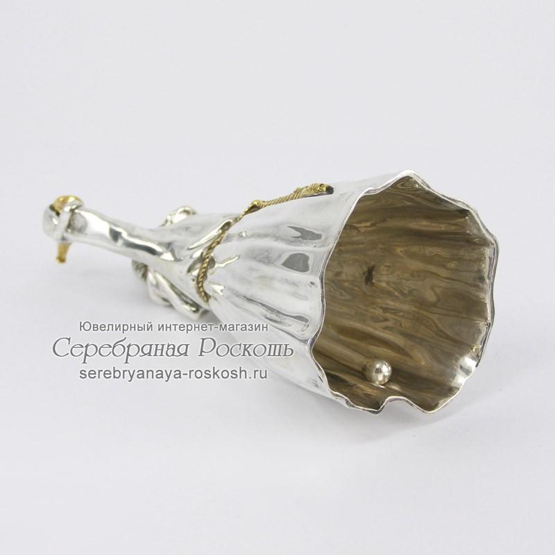 Колокольчик из серебра Монах