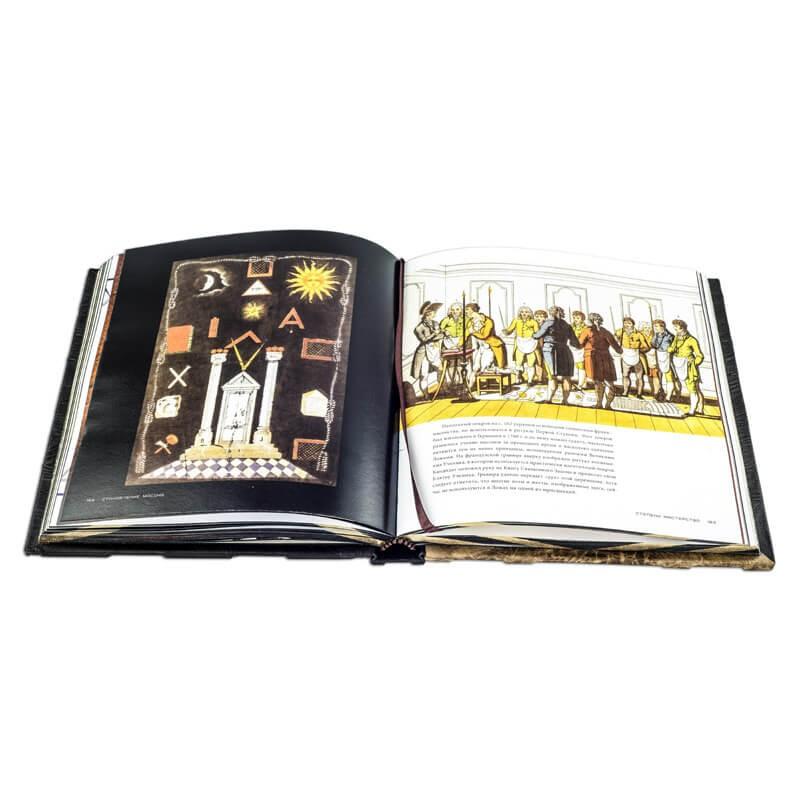 Книга - Масонство - Уинстон Кирк Мак-Налти - Подарочное издание