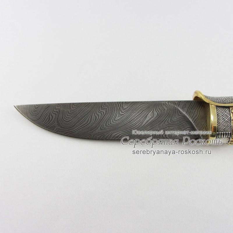 Нож ручной работы Лошадь
