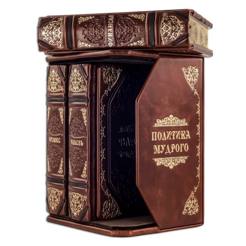 Политика мудрого - в 3 томах