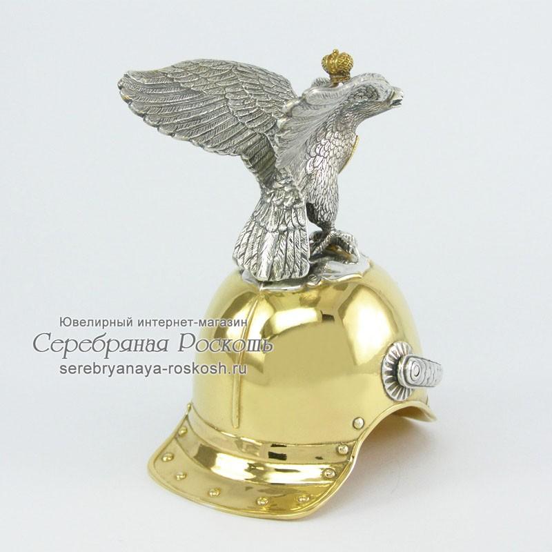 Рюмка Кавалергардская каска большая