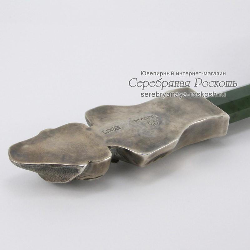Серебряная лупа Хлебников