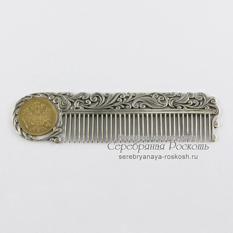 Расческа для волос Александр III