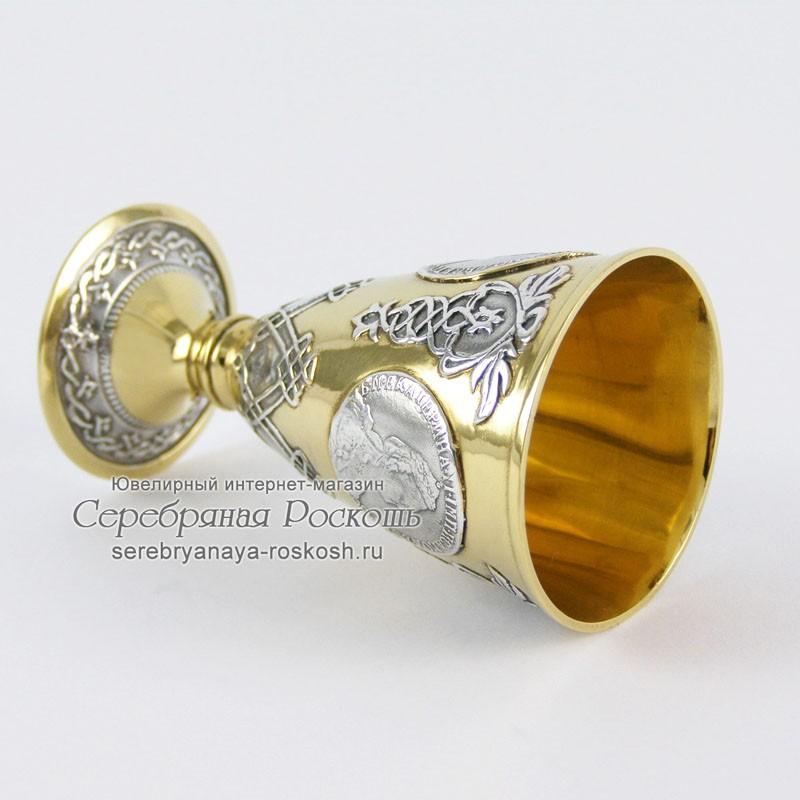 Рюмка на ножке Екатерина II