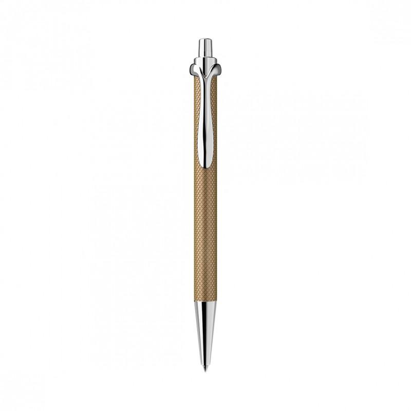 Подарочная ручка City - золотистый перламутр