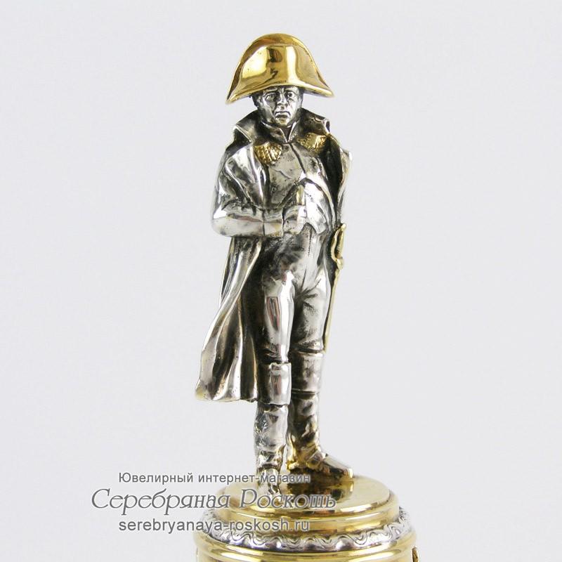 Штрафная рюмка статуэтка Наполеон