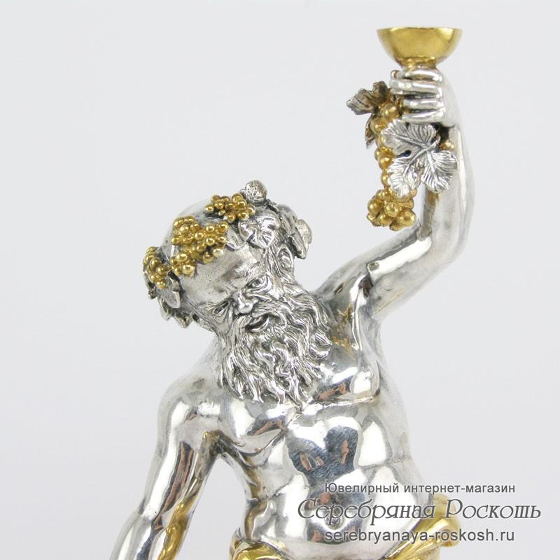Статуэтка Бог виноделия Дионис