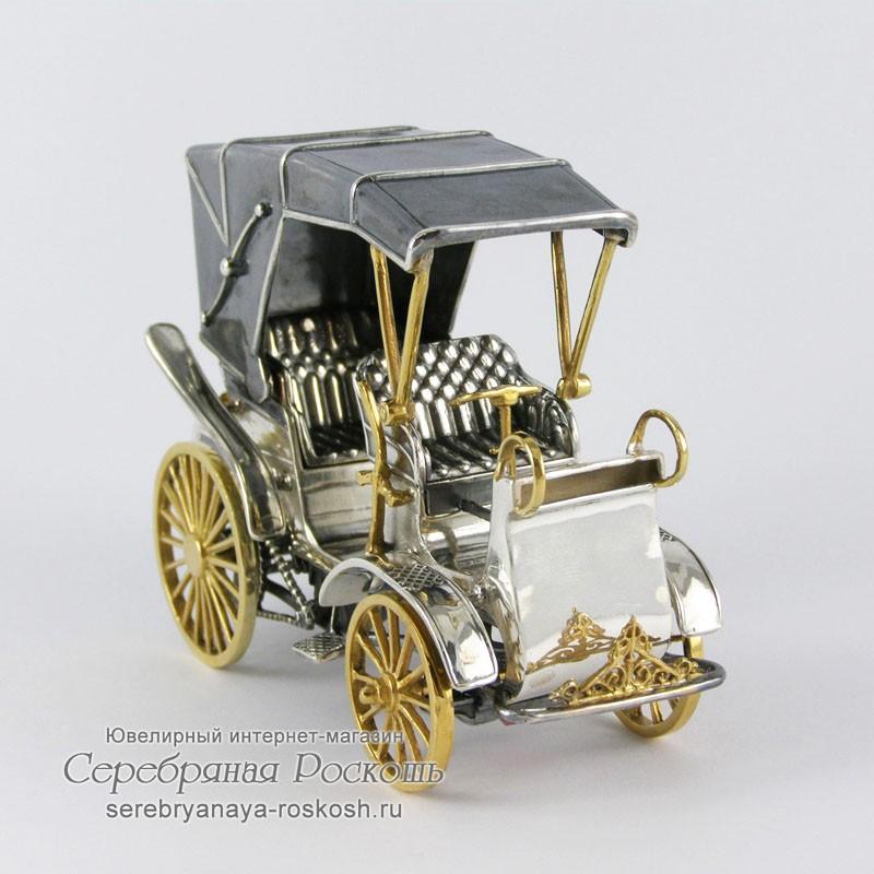 Подарочная визитница Tatra President