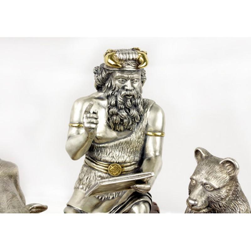 Статуэтка славянский Бог Велес