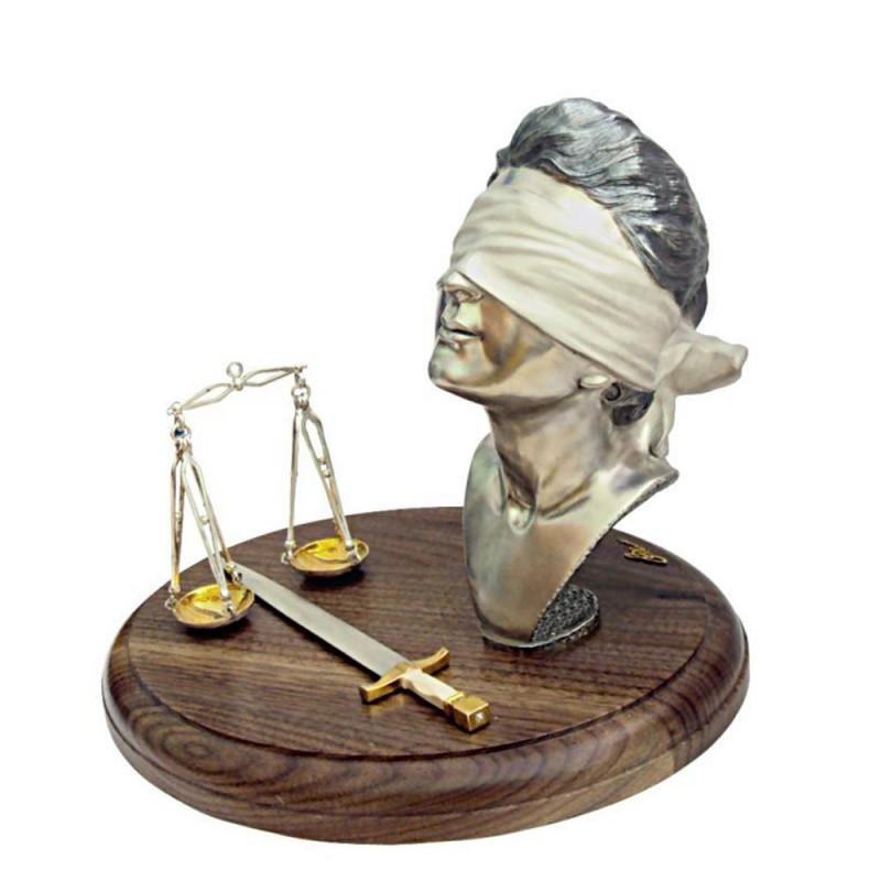 Композиция Правосудие - Фемида