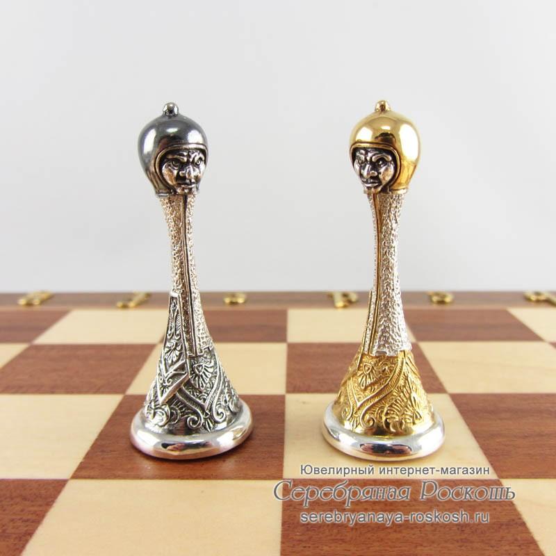 Серебряные Шахматы