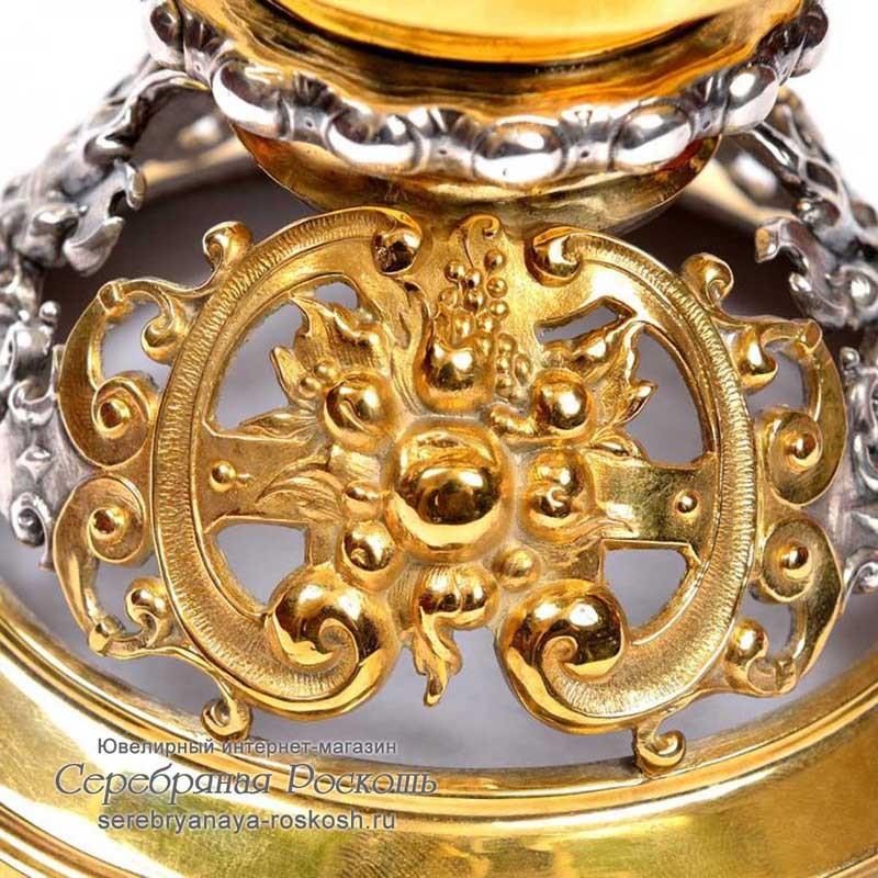 Серебряный кувшин Римский
