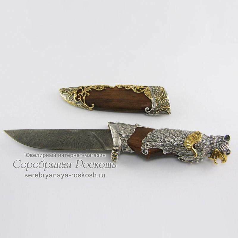 Нож охотничий Грифон