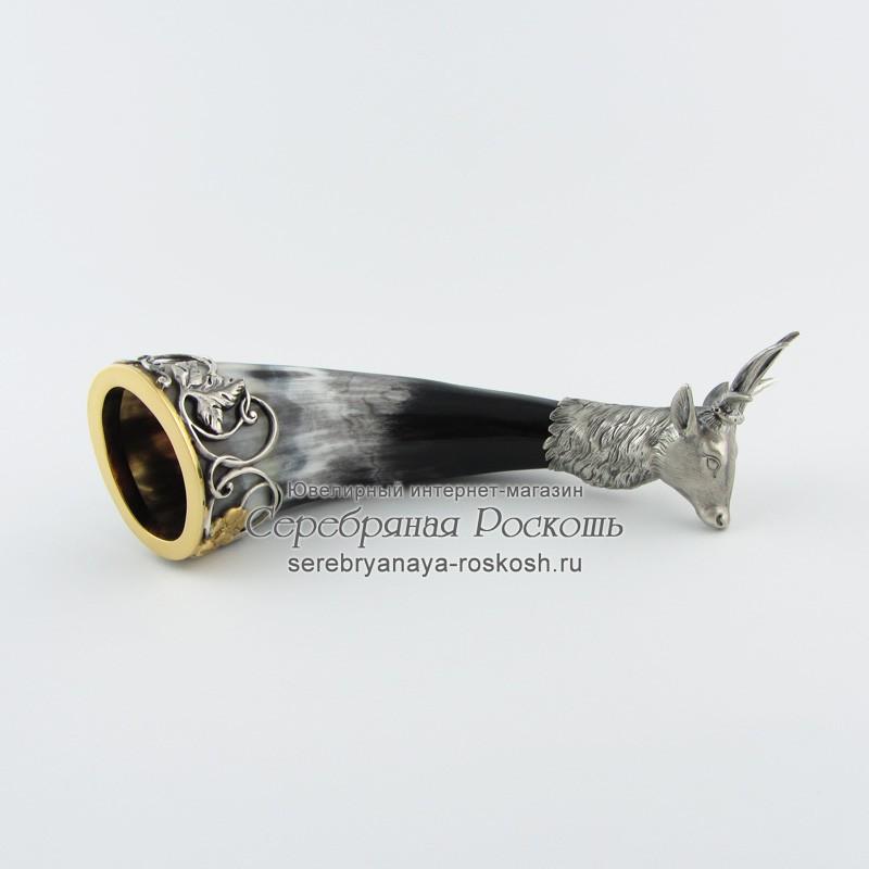Рог для вина Косуля