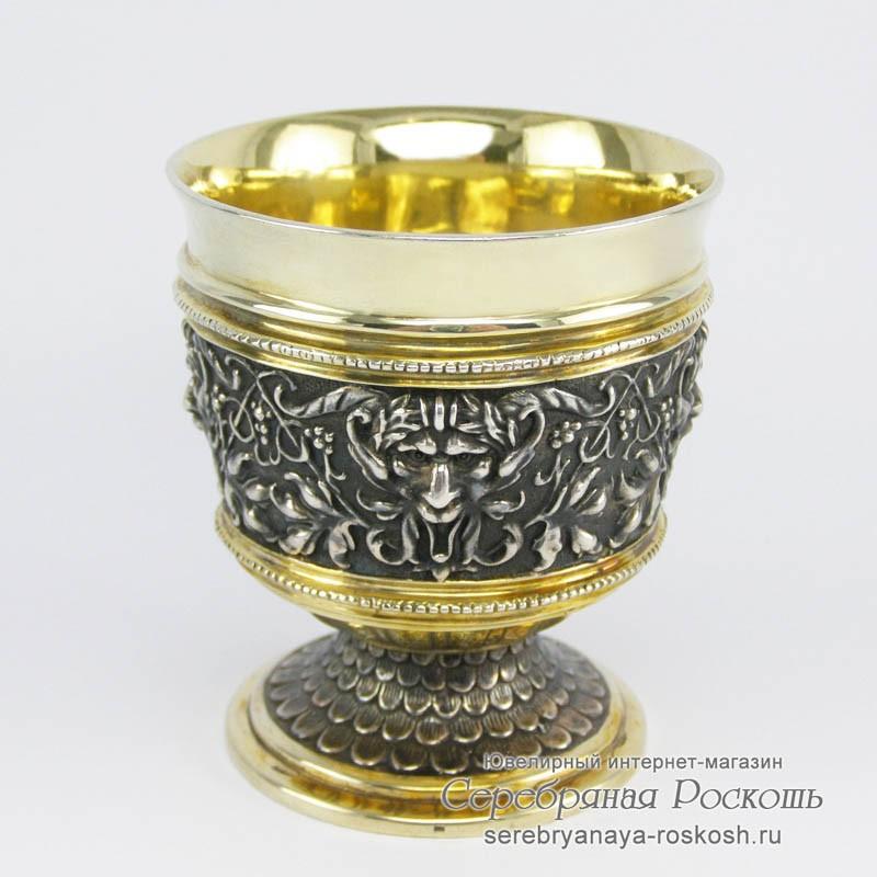 Серебряный стакан Химеры