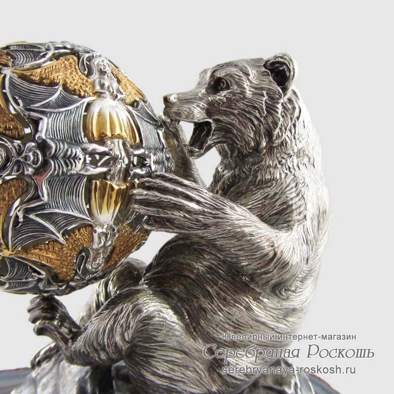 Статуэтка Трейдер - Бык и Медведь