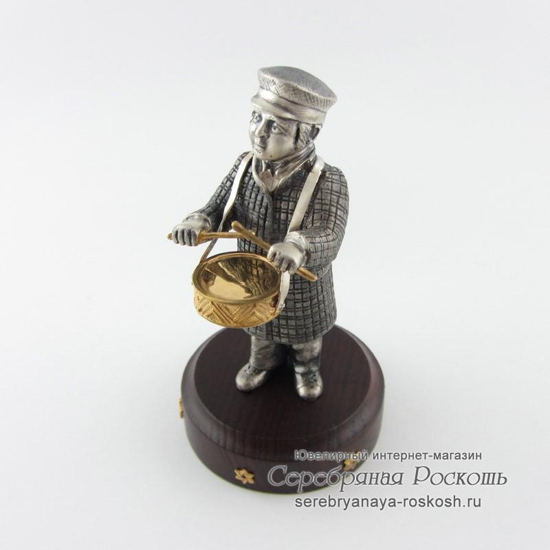 Статуэтка еврей барабанщик