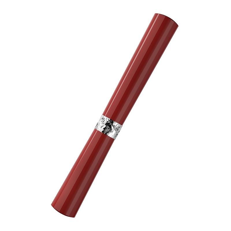 Женская шариковая ручка Lips - красная