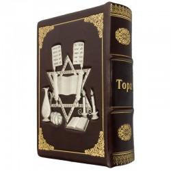 Книга Тора в кожаном переплете
