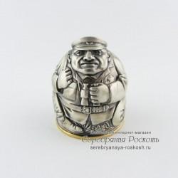 Серебряная рюмка Лесник