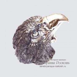 Серебряная шкатулка Орел