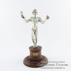 Серебряная статуэтка Лель