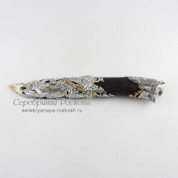 Охотничий нож Шаман (без упаковки)