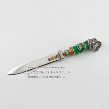 Нож для бумаги и конвертов Сова
